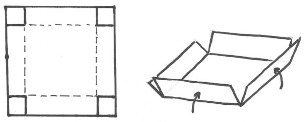La scatola pi capiente analisi non standard 0 1 for Come costruire i passaggi della scatola